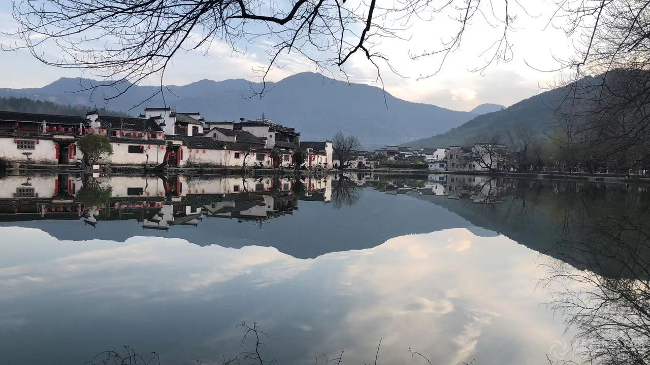 皖南古村落,中国画里的乡村